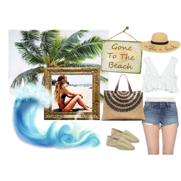 Outfits für den Strand