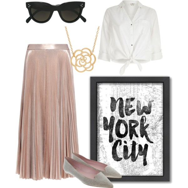 Kreuzfahrt Outfit: New York - Bahamas