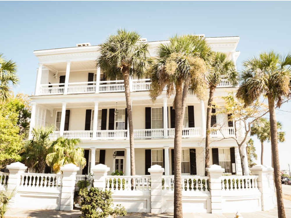"Charleston, South Carolina - Die ""Southern Belle"" in zwei Tagen"