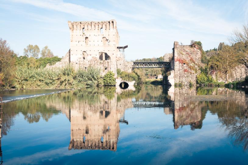 La Finestra sul Fiume: Ein romantisches Wochenende in Vallegio