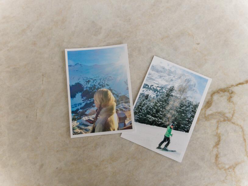 Postkarten versenden