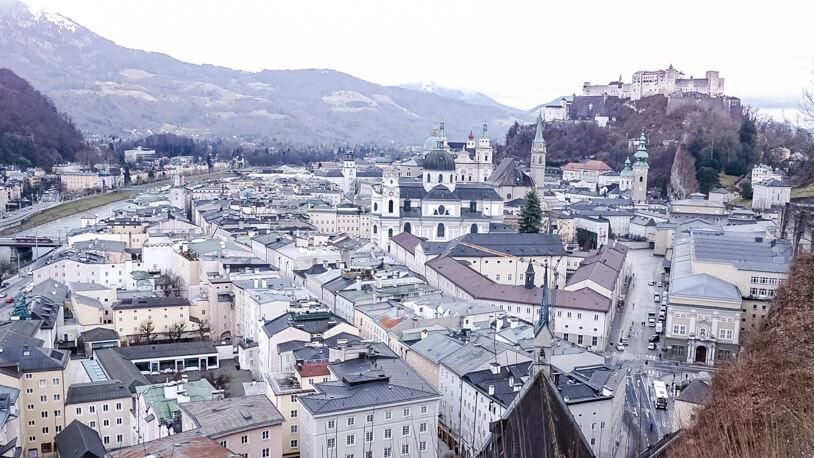 Kurztrip nach Salzburg