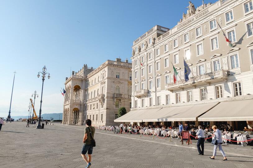 Triest: Unbekannte Schönheit in Norditalien