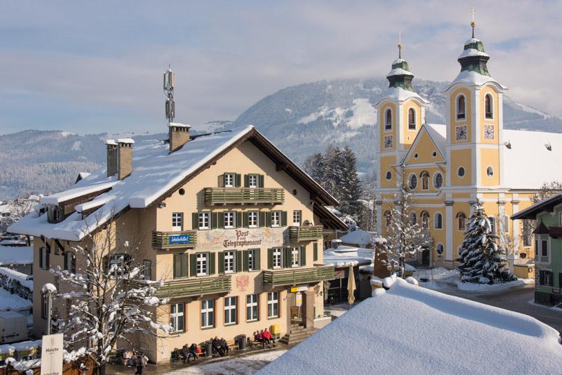 Urlaub in St. Johann in Tirol