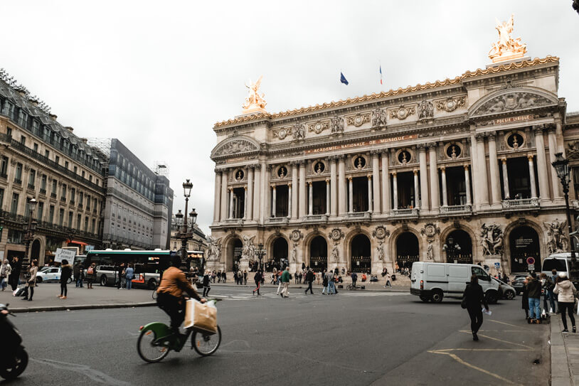 Paris: 8 Dinge, die Du nicht versäumen solltest