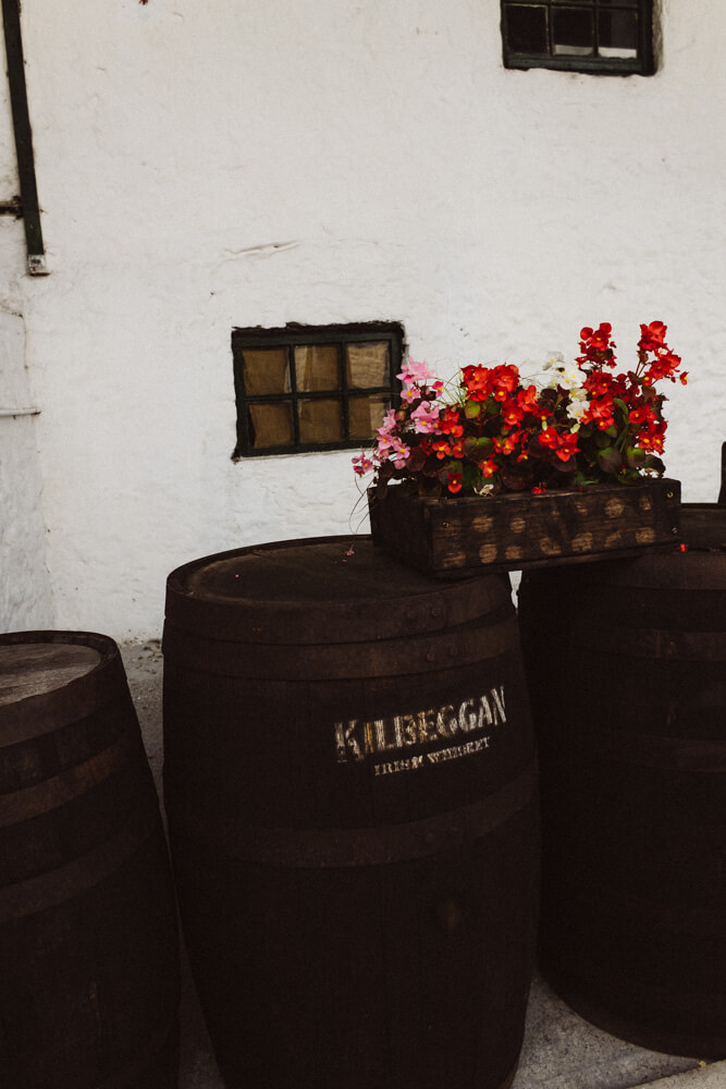 Killbeggan Distillery